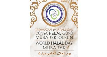 17 Ramazan Dünya Helal Gününe geri sayım