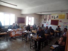 Tercan da Fındıklı Barajıyla İlgili Toplantı Düzenlendi