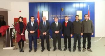 Üzümlü'de Bilgilendirme Toplantısı