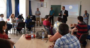 Okul Aile İşbirliği Eğitici Eğitimi Kursu Başladı