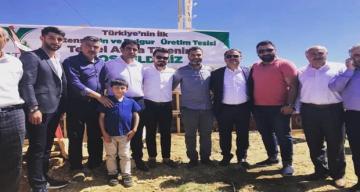Tayyar Gürsoy'dan bir yatırım daha gerçekleşiyor