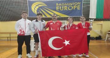 Erzincanlı Milli sporculardan bir başarı daha