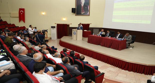 2019 yılı 3'üncü İl Koordinasyon Kurulu Toplantısı Yapıldı