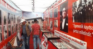 ADD'nin Cumhuriyet TIR'ı Erzincan'da
