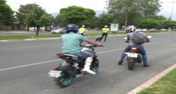 İki tekerlekli kazalarda minimum seviye hedefleniyor