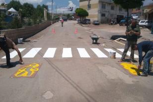 Trafikte Yaya Önceliğine Görselle Dikkat Çekilecek