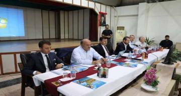 Erzincan Valisi Ali Arslantaş, Kemaliye ve İliç'te Muhtarlar İle Biraraya Geldi