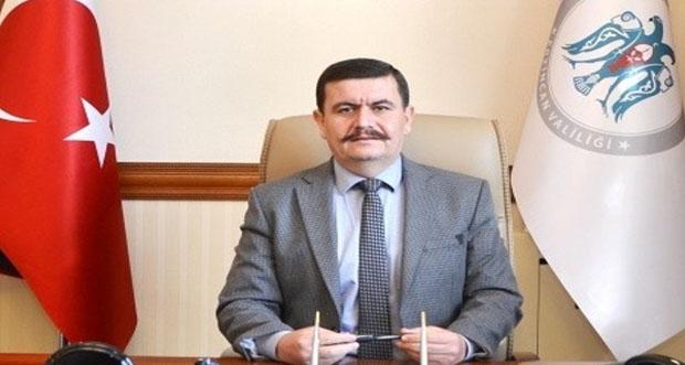 Erzincan Valisi Ali Arslantaş, Kurban Bayramı Münasebetiyle Bir Kutlama Mesajı Yayımladı