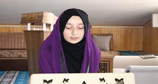 Bir günde Kur'an-ı Kerimi hatim etti