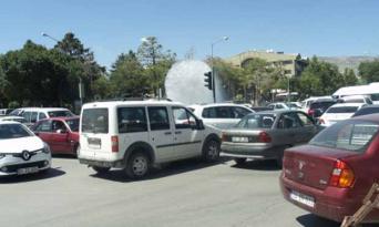 Erzincan'da araç sayısı 59 bin 864 oldu