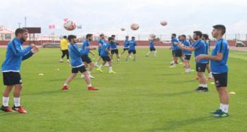 Ulalarspor'da Arhavispor maçı hazırlıkları sürüyor