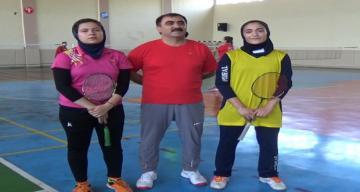 Erzincanlı milli sporcularla ortak çalışma yapıyorlar