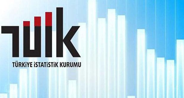 TÜİK Türkiye İstatistik Kurumu Erzurum Bölge müdürlüğünden alınan bilgilere göre: