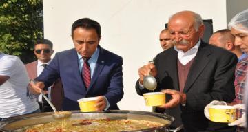 Tunceli Üniversitesi aşure etkinliği düzenledi