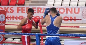 3. Grup ferdi boks müsabakaları sona erdi