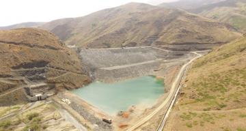 Erzincan Turnaçayırı Barajında Sona Doğru