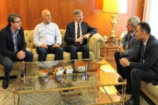 Erzincan Binali Yıldırım Üniversitesi ile İspanya Universidad de Leon Arasında İşbirliği Protokolü İmzalandı