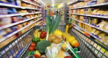 Perakende satış hacmi bir önceki yılın aynı ayına göre %2,7 arttı