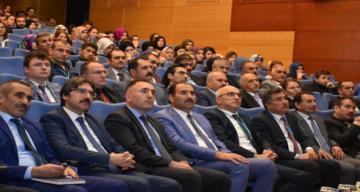 İl Millî Eğitim Müdürü Aziz GÜN, Gümüşhane'de Seminere Katıldı