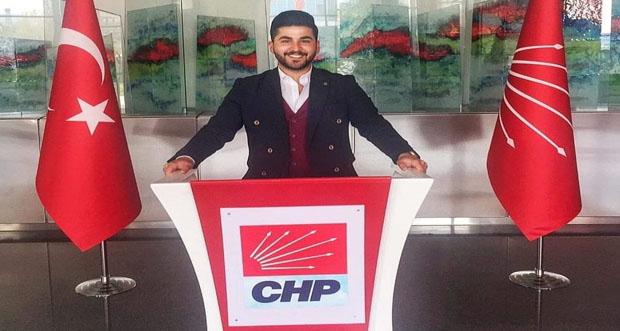 Genç iş adamlarından Tuncay gül, Chp Erzincan İl gençlik kollarına adaylığını açıkladı