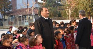 Okul Ziyaretleri Devam Ediyor