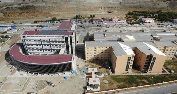35 ilde bulunan Geleneksel ve Tamamlayıcı Tıp Uygulama Merkezlerinin 36.ıncısı Erzincan'da hizmete açılıyor