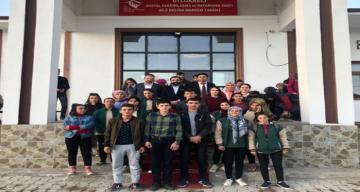 Erzincan Barosu Öğrencilerle Bir Araya Geldi